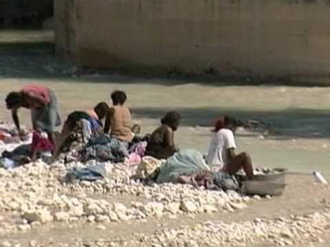 Cholera Spreads in Haiti, Authorities Expect Disease to Remain for Years