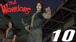 """The Warriors Game"" PS4 Walkthrough Ep. 10- THEY KILLED A WARRIOR! GANG WAR!!"
