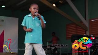 (2016 SIC Jr Calypso Eliminations 5-12) The Real Boss -
