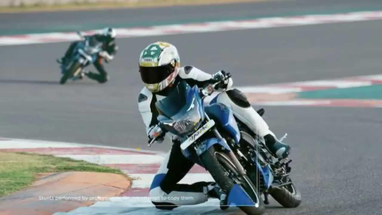 TVS Apache RTR - Matte Blue Edition