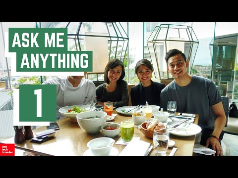 AMA #1 : My New Travel Life and Hong Kong | One Tech Traveller