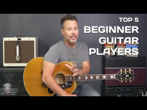 Top 5 Things Every Beginner Guitar Player Should Know