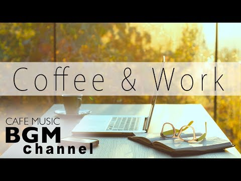 JAZZ & Bossa Nova Music - Relaxing Saxophone Jazz Music For Work, Study - Background Music