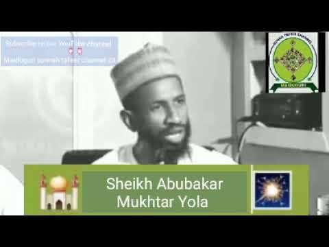 Download Kunsan Alamomin tashin alkiyama yanzu haka muna Cikinta. Sheikh Abubakar Mukhtar Yola.