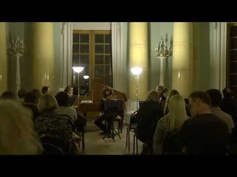 Концерт старинной музыки с клавесином