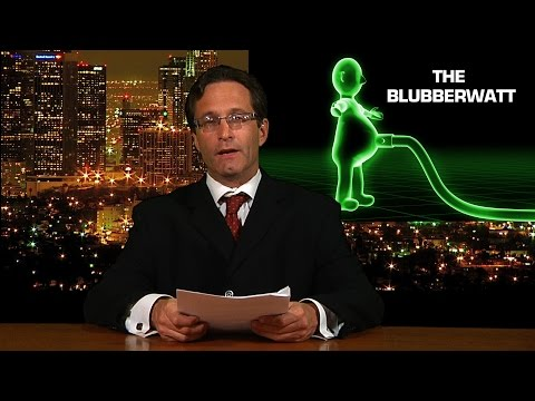 BLUBBERWATT - AMERICA'S COLLECTIVE HOLIDAY WEIGHT GAIN: A NEW ENERGY SOURCE?