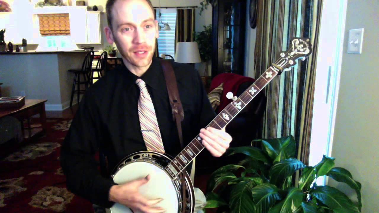 banjo tag lick