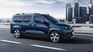 2019 Peugeot Rifter Review Interior Exterior- Auto Review - Phi Hoang Channel.
