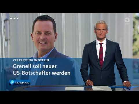 Neuer US Botschafter in Berlin  Weißes Haus benennt Richard Grenell 02.09.2017