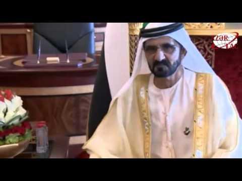 Встреча с вице-президентом Объединенных Арабских Эмиратов шейхом Мохаммедом бин Рашидом Аль Мактумом