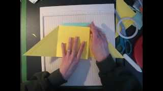 Part 1 - Tutorial Criss Cross + Slider + Easel Greeting Card