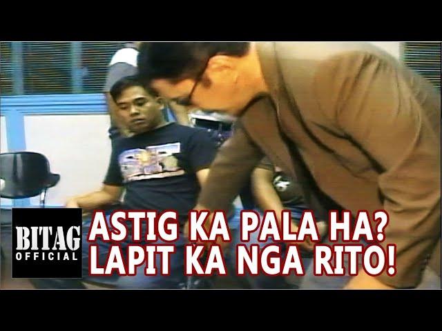 """BITAG, """"sinapak"""" binti ng lespu sa presinto! (Classic)"""