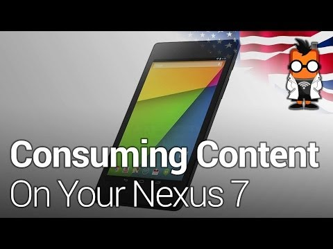 Nexus 7 The Ultimate Media Tablet or why Android is the best Tablet OS - HowTo Travel Video