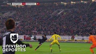 RESUMEN Y GOLES: Stuttgart 2-1 Borussia Dortmund | Bundesliga