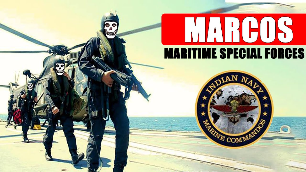 Maritime commando force | marcos | special forces | indian navy | marcos commando