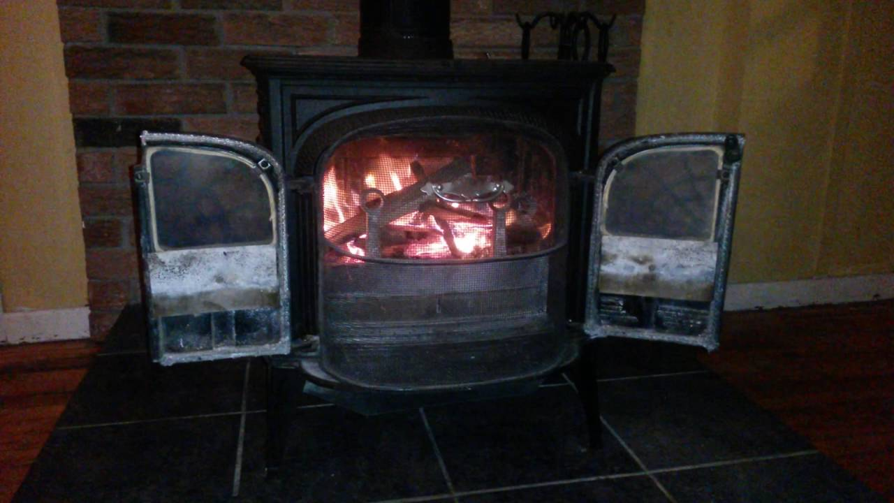 vermont castings coal stove a large wood stove vermont castings is