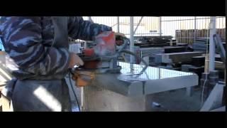 видео Цена на памятники - собственное производство КаменГрад Гомель