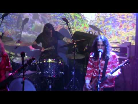 White Hills - Oceans Of Sound & Three Quarters live @ Roadburn Festival 2011