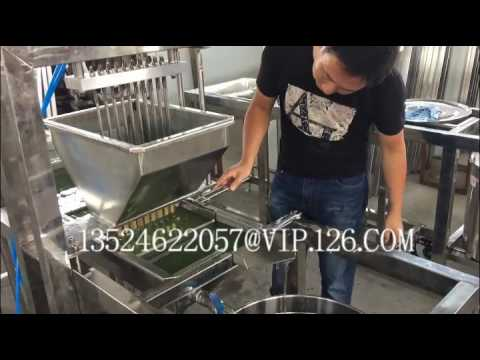Popping boba machine