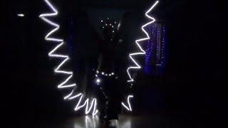 Ghost town (Light Show - Atlantis studio) световое шоу