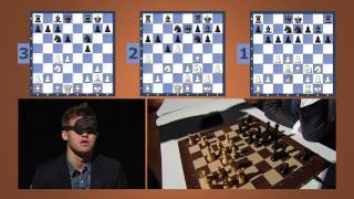 [FULL VERSION] Magnus Carlsen Blind & Timed Chess Simul at the Sohn Conference in NYC thumbnail