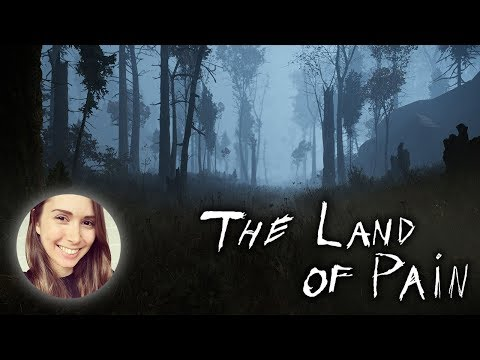 [ The Land of Pain ] Lovecraftian indie horror (Full playthrough)