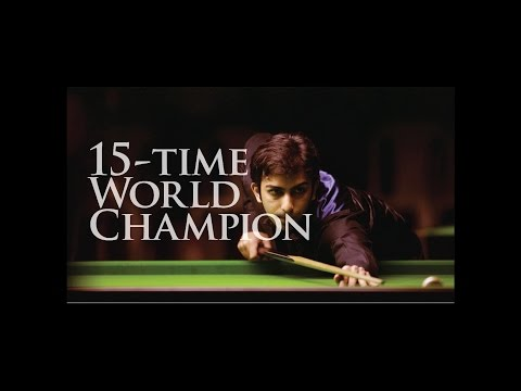 Perfection of the Craft: Pankaj Advani (15-time World Champion)