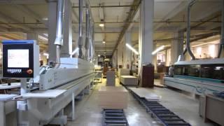 Oxygen Furniture - Factory Presentation