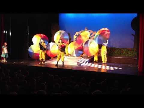 Teatergruppen Klima, Musicalen Alice i Eventyrland - Nivma & Navma