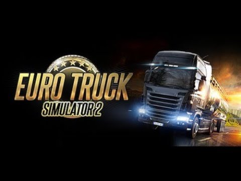 Euro Truck Sim 2 Mario map 12.4 Brussels to Beirut