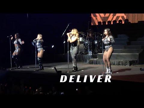 Fifth Harmony - Deliver - PSA Tour Belo Horizonte (04/10/2017)