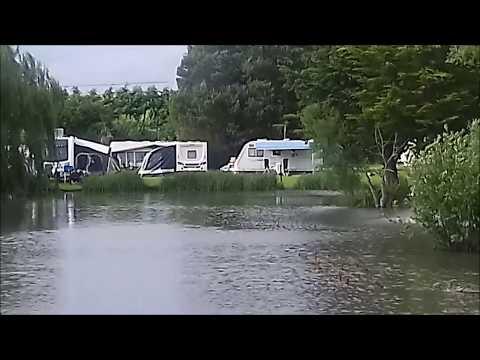 Norfolk - Lakeside Caravan Park Site Tour