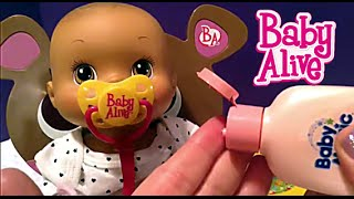 Baby Alive Storytime Rocking Chair Baby Doll Sarah's Feeding and Changing