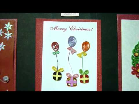 Thiệp giáng sinh / Merry Christmas