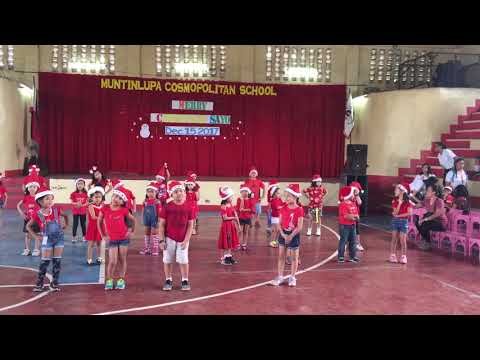 Aela's dance at Outreach program