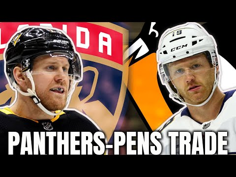 Patric Hornqvist TRADED For Michael Matheson And Colton Sceviour! (Penguins-Panthers Trade Review)