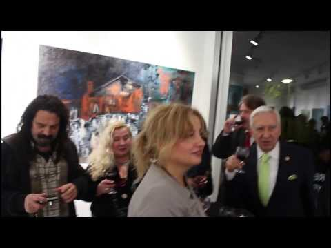 Yasemin Güreci Kişisel Resim Sergisi Açılışı - Niş Galeri