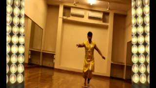 learn Bollywood Dance online lesson - 2... Dance steps for Nagade sang