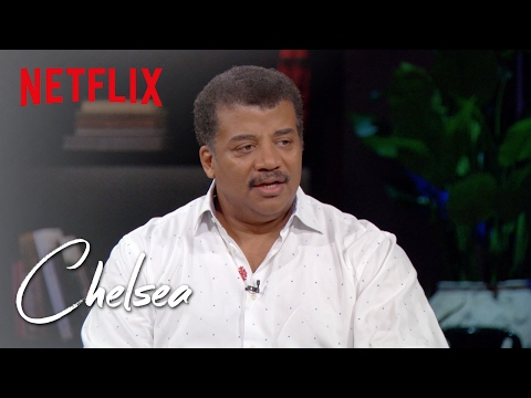 Neil DeGrasse Tyson on the Wonders of Space (Full Interview) | Chelsea | Netflix