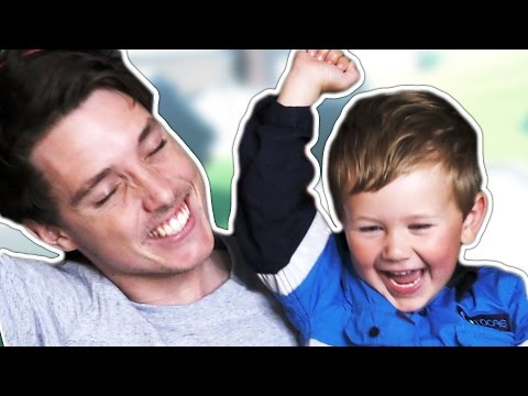 CAN A 3 YEAR OLD BEAT A GAME?
