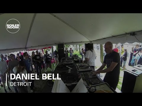 Daniel Bell 60 Minute Mix Boiler Room x Movement