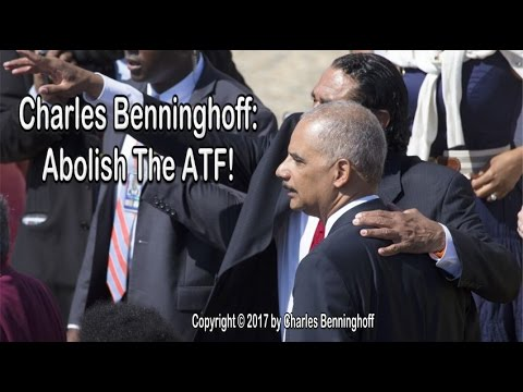 Benninghoff: Eliminate Bureau of Alcohol Tobacco Firearm ATF