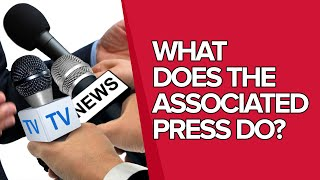 What does the associated press do? - release q&a