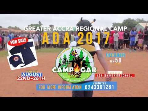 Assemblies of God, Ghana - Royal Rangers Camp 2017 - Greater Accra - CampoGAR 2017