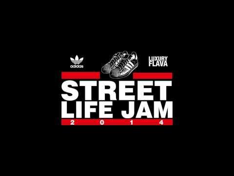 Dj Ake | Street Life Jam Mixtape - Adidas Originals