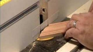 Mlcs Miter Raised Panel Door How To