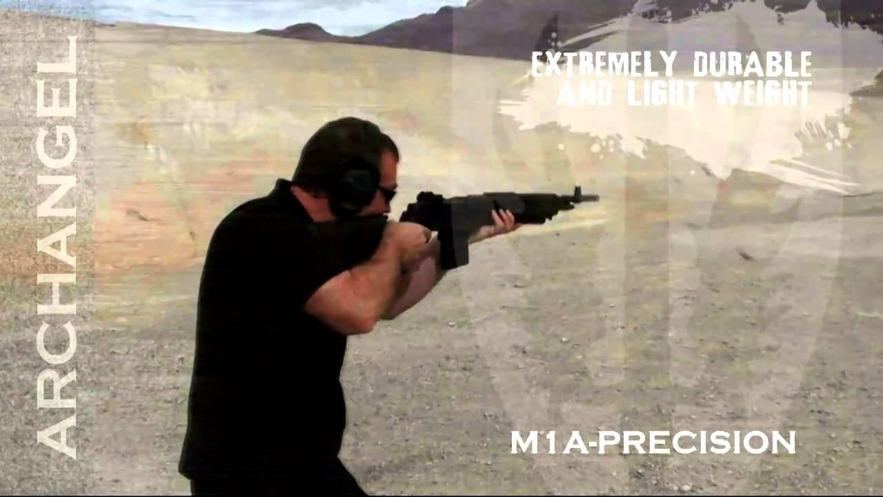 Archangel M1A Precision mov