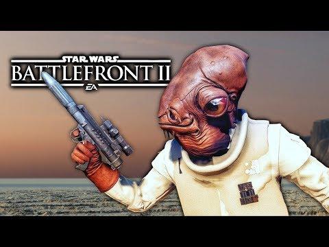 Star Wars Battlefront 2 - Funny Moments #8
