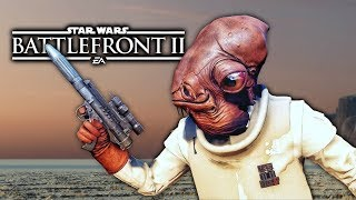 Star Wars Battlefront 2 - Funny Moments #8