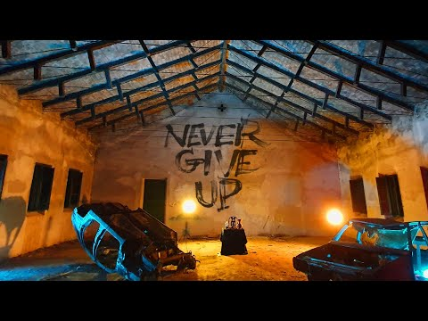 HAZE – Never give up (Letra) ft BELÉN PEÑA